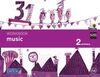 MUSIC - WORKBOOK - 2 PRIMARY (SAVIA)