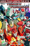 TRANSFORMERS: MORE THAN Nº01