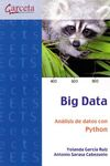 BIG DATA. ANALISIS DE DATOS CON PYTHON