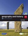 GEOGRAPHY AND HISTORY - 1 SECONDARY - SAVIA