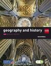 GEOGRAPHY AND HISTORY - 2 SECONDARY - SAVIA