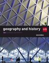 GEOGRAPHY AND HISTORY - 3 SECONDARY - SAVIA