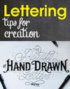 LETTERING. TIPS FOR CREATION