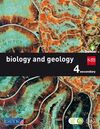 BIOLOGY AND GEOLOGY - 4 SECONDARY - SAVIA