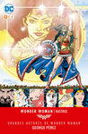 WONDER WOMAN:  RASTROS (GEORGE PEREZ, VOL. 2)