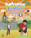 POPTROPICA ENGLISH ISLANDS 2 PUPIL'S PACK ANDALUSIA