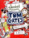TOM GATES. 1: EL GENIAL MUNDO DE TOM GATES