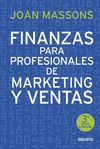 FINANZAS PARA PROFESIONALES DEL MARKETING Y VENTAS