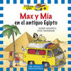 THE YELLOW VAN. 6: MAX Y MÍA EN EL ANTIGUO EGIPTO
