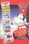 CARS TOON STICK & STACK Nº 189