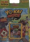 BLISTER STICKER ALBUM + 15 SOBRES YOKAI WATCH 2