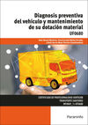 DIAGNOSIS PREVENTIVA DEL VEHICULO Y MANTENIMIENTO