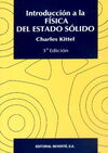 INTRODUCCION A LA FISICA DEL ESTADO SOLIDO / KITTEL