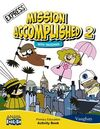 MISSION ACCOMPLISHED 2 - EXPRESS - ACTIVITY BOOK
