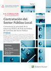 CONTRATACIÓN DEL SECTOR PÚBLICO LOCAL (2 TOMOS)