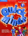 QUICK MINDS - LEVEL 1 - PUPIL'S BOOK WITH ONLINE INTERACTIVE ACTIVITIES