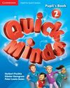 QUICK MINDS - LEVEL 2 - PUPIL'S BOOK WITH ONLINE INTERACTIVE ACTIVITIES