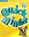 QUICK MINDS - LEVEL 6 - PUPIL'S BOOK WITH ONLINE INTERACTIVE ACTIVITIES
