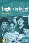 ENGLISH IN MIND FOR SPANISH SPEAKERS - LEVEL 4 - WORKBOOK WITH AUDIO CD (2ND ED.)