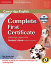 COMPLETE FIRST SCHOOL FOR SPANISH SPEAKERS-  WORKBOOK WITHOUT ANSWERS WITH AUDIO CD