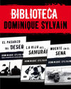 BIBLIOTECA DOMINIQUE SYLVAIN (PACK 3)