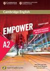 CAMBRIDGE ENGLISH EMPOWER FOR SPANISH SPEAKERS A2 - STUDENT'S BOOK WITH ONLINE ASS