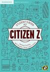 CITIZEN Z A2 - STUDENT'S BOOK WITH AUGMENTED REALITY