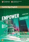 CAMBRIDGE ENGLISH EMPOWER FOR SPANISH SPEAKERS B1+ - STUDENT'S BOOK WITH ONLINE
