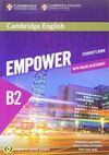 CAMBRIDGE ENGLISH EMPOWER FOR SPANISH SPEAKERS B2 STUDENT'S BOOK WITH ONLINE ASS