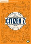 CITIZEN Z B1+ - STUDENT'S BOOK WITH AUGMENTED REALITY
