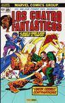 LOS 4 FANTÁSTICOS VOLUMEN 6 - LOS 4 TERRIBLES CONTRAATACAN (MARVEL GOLD)