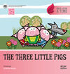 THREE LITTLE PIGS, THE/ONCE UPON A TIME