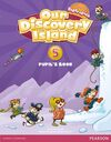 OUR DISCOVERY ISLAND 5 - PUPIL'S BOOK