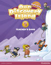 OUR DISCOVERY ISLAND 5 - TEACHER'S PACK