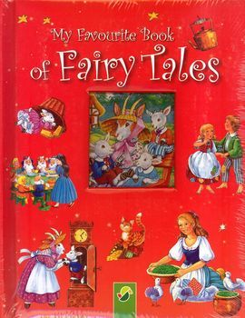 MY FAVOURITE BOOK OF FAIRY TALES