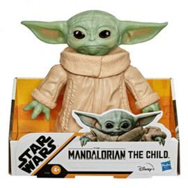FIGURA THE CHILD BABY YODA 16 CM STAR WARS COLLECT