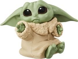 FIGURA STAR CHILD BABY YODA THE BOUNTY COLLECTION