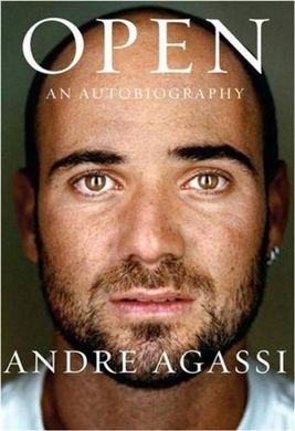 OPEN AN AUTOBIOGRAPHY ANDRE AGASSI