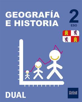 DESCARGAR INICIA DUAL - GEOGRAFÍA E HISTORIA - 2º ESO - LIBRO DEL ALUMNO CASTILLA Y LEÓN