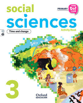THINK DO LEARN SOCIAL SCIENCE - 3RD PRIMARY - ACTIVITY BOOK MODULE 2