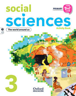 THINK DO LEARN SOCIAL SCIENCE - 3RD & 4TH PRIMARY - ACTIVITY BOOK MODULE 3 AMBER