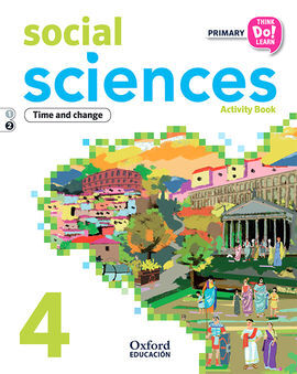 THINK DO LEARN SOCIAL SCIENCE - 4TH PRIMARY - ACTIVITY BOOK, MODULE 2