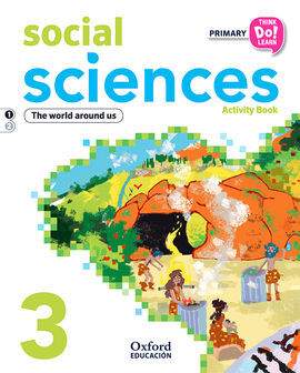 THINK DO LEARN SOCIAL SCIENCE - 3RD PRIMARY - ACTIVITY BOOK PACK
