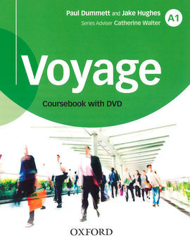 DESCARGAR VOYAGE A1 STUDENT'S BOOK AND DVD PACK