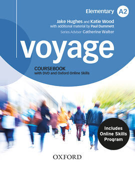 DESCARGAR VOYAGE A2. STUDENT'S BOOK + WORKBOOK+PRACTICE PACK WITH KEY