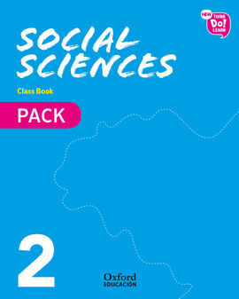 NEW THINK DO LEARN SOCIAL SCIENCES 2EP. CLASS BOOK + STORIES PACK (ANDALUSIA EDITI