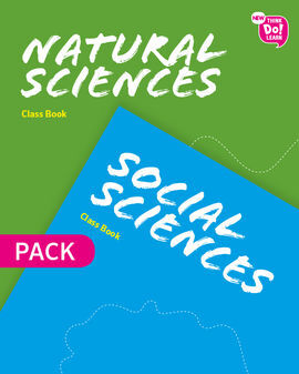 NEW THINK DO LEARN NATURAL & SOCIAL SCIENCES 4. CLASS BOOK PACK (NATIONAL EDITIO