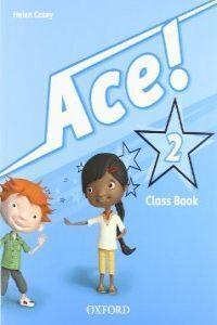 Ace 2 - Class Book & Songs CD Pack | Librería Online TROA