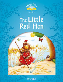THE LITTLE RED HEN - CLASSIC TALES 1 -  MP3 PACK
