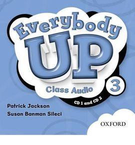 DESCARGAR EVERYBODY UP 3 - CLASS AUDIO CD